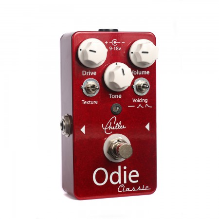Odie Classic - Boutique Tube Screamer Killer